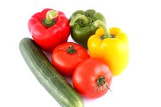 Free Vegetables Royalty Free Stock Images - 5685259