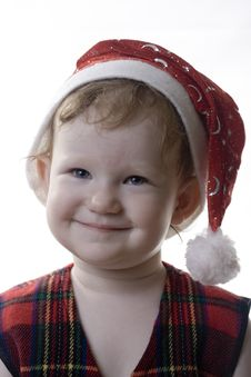 Free Little Santa Stock Photo - 5685590