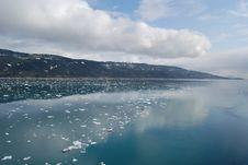 Free Scenic Bay In Alaska Royalty Free Stock Image - 5685616