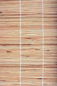 Free Bamboo Mat Background Stock Photography - 5685992