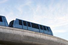 Free San Francisco Monorail Stock Photo - 5687150