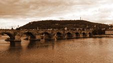 Free Charles Bridge Stock Photography - 5687542