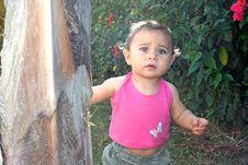 Free Little Girl Stock Image - 5687921