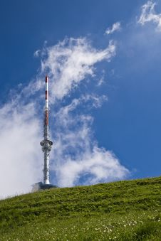 Free Antenna Tower Stock Photos - 5688343