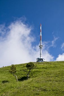Free Antenna Tower Stock Photos - 5688373