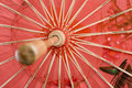 Free Red Umbrella Stock Image - 5690051
