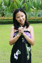 Free Asian Woman Royalty Free Stock Photos - 5690948