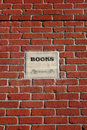 Free Brick And Mortar Books Royalty Free Stock Photos - 5699418