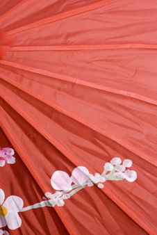 Free Red Umbrella Royalty Free Stock Photos - 5690038