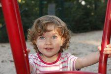 Free Playful Child Stock Image - 5690061