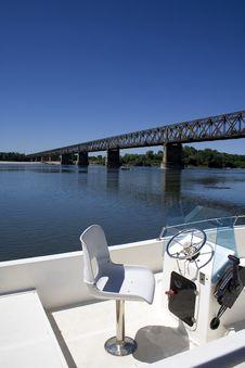 Free Iron Bridge Royalty Free Stock Images - 5690199