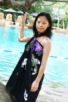 Free Korean Woman Stock Photo - 5690880