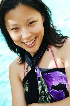 Free Korean Woman Royalty Free Stock Images - 5690889