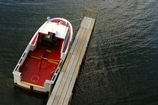 Free Boat On Water Stock Photo - 5690890