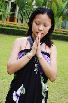 Free Asian Woman Stock Photo - 5690960