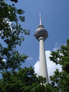 Free Fernsehturm Stock Photo - 5691320