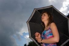 Free Umbrella Stock Photography - 5692272