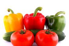 Free Vegetables Royalty Free Stock Photos - 5692308