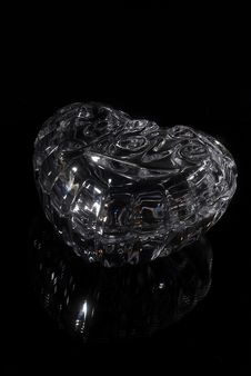 Free Glass Casket For Costume Jewellery Stock Photos - 5693053