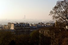 Free Frosty Morning In Paris Royalty Free Stock Image - 5693066