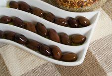 Free Marinated Olives Stock Image - 5694041
