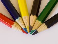 Free Pencils Royalty Free Stock Images - 5694429