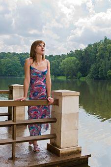 Free Wood Lake Stock Images - 5694474