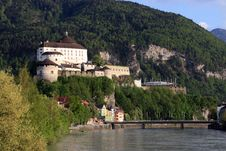 Free Fortress Kufstein Stock Image - 5694651