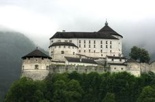 Free Fortress Kufstein Stock Images - 5694674