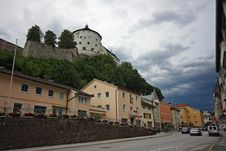Free Fortress Kufstein Royalty Free Stock Photo - 5694685