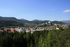 Free Fortress Kufstein Royalty Free Stock Photo - 5694785