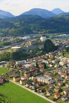 Free Fortress Kufstein Stock Photo - 5694830