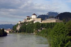 Free Fortress Kufstein Stock Photo - 5694900