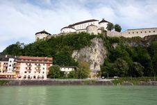 Free Fortress Kufstein Royalty Free Stock Image - 5694906