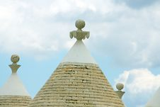 Free Trulli Roofs Stock Images - 5695344