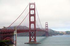 Free Golden Gate Bridge Stock Images - 5695454