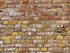 Free Old Brickwork Royalty Free Stock Photography - 5695537