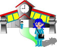 Free School Royalty Free Stock Image - 5696056