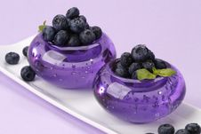 Free Bilberries Stock Images - 5696794