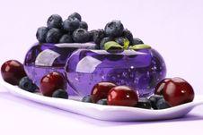 Free Bilberries Stock Image - 5696981