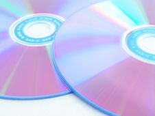 Free Disk Royalty Free Stock Photo - 5697105