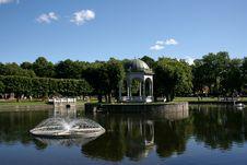 Free Fountain Royalty Free Stock Photo - 5697115