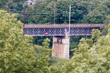 Free Railway Bridge Stock Photography - 5697222