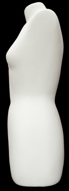 Mannequin 3 Royalty Free Stock Photo