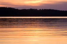 Free Summer Sunset Royalty Free Stock Image - 5697436