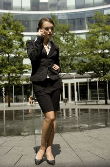 Free Young Businesswoman Stock Photo - 5697460