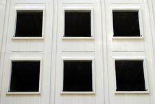 Free Undeveloped Windows Royalty Free Stock Photography - 5697547