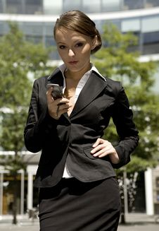 Free Young Businesswoman Stock Images - 5697604
