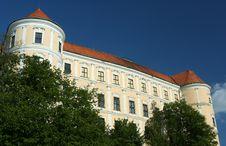 Free Mikulov Castle, Czech Republic Stock Images - 5697634