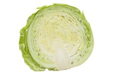 Free Green Cabbage Stock Image - 5698331